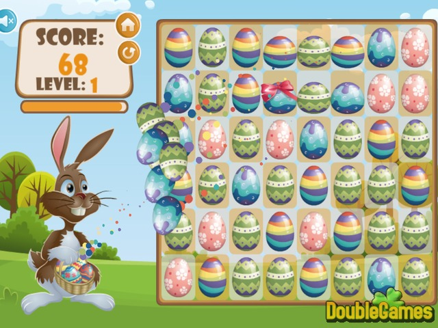 Free Download Easter Eggs Challenge Screenshot 1