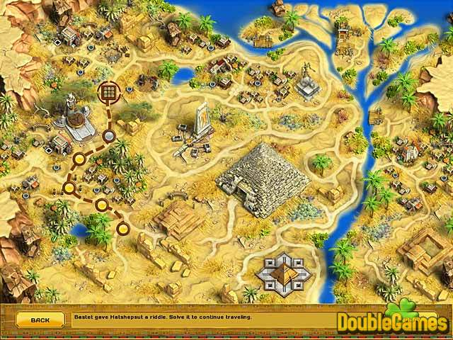 Free Download Egypt: Secret of five Gods Screenshot 1