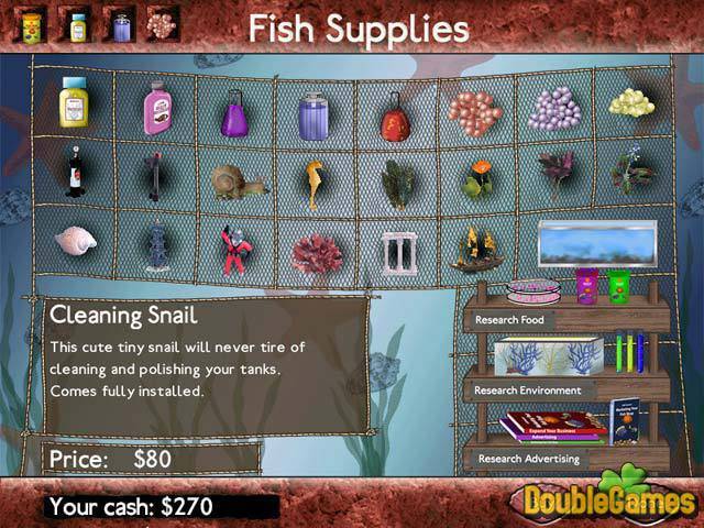 Free Download Fish Tycoon Screenshot 3