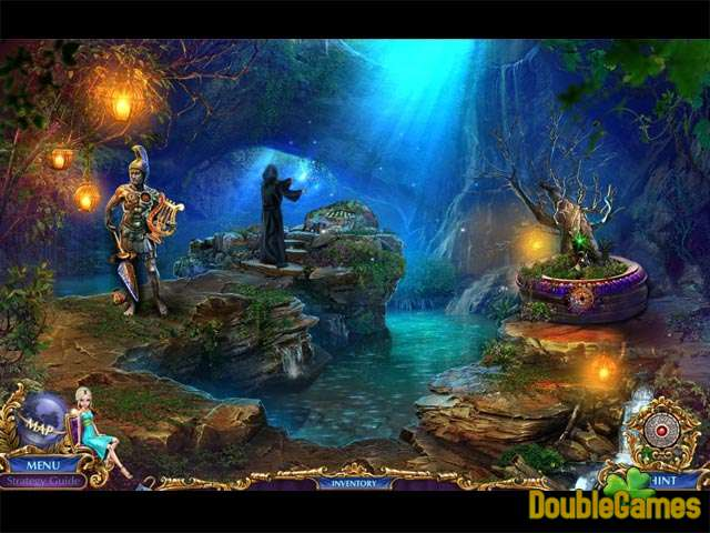 Besplatno download ekrana Labyrinths of the World: Forbidden Muse Collector's Edition 1