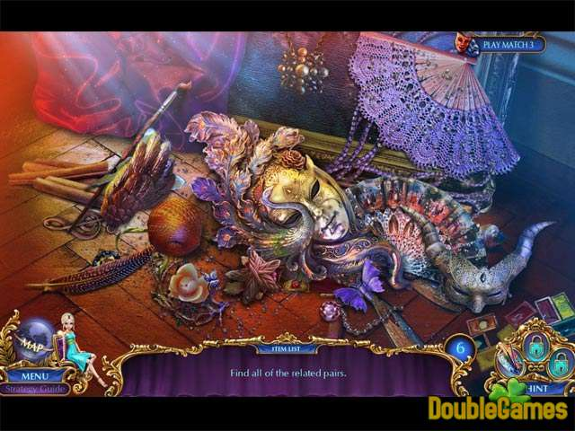 Besplatno download ekrana Labyrinths of the World: Forbidden Muse Collector's Edition 2