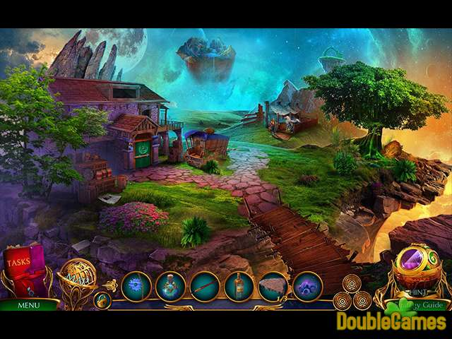 Besplatno download ekrana Labyrinths of the World: Lost Island Collector's Edition 1