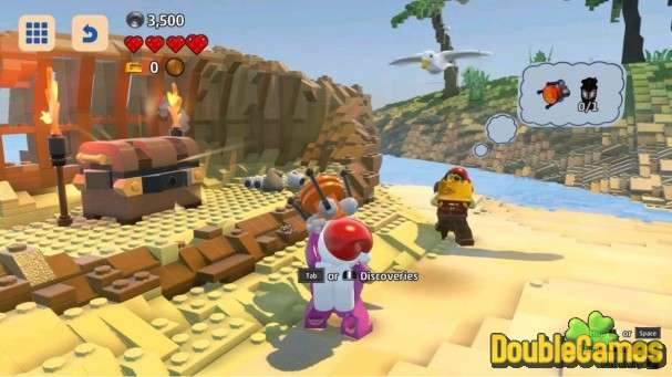 Free Download Lego Worlds Screenshot 4