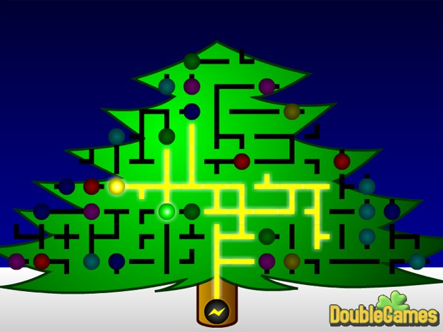 Free Download Light Up Christmas Tree Screenshot 1