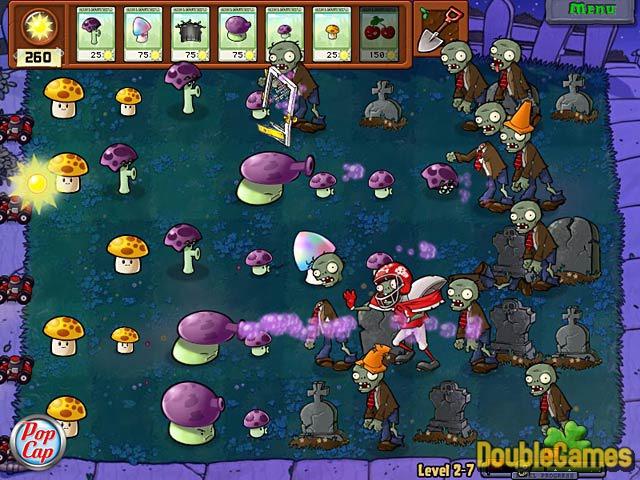 Besplatno download ekrana plants vs zombies 2