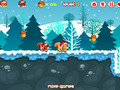 Besplatno download ekrana Christmas Squirrel 3