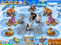 Besplatno download ekrana Farm Frenzy 3: Ice Age 1