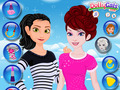 Besplatno download ekrana Frozen Selfie Make Up 2