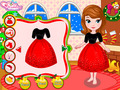 Besplatno download ekrana Princess Sofia Christmas Dressup 2
