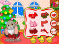 Besplatno download ekrana Princess Sofia Christmas Dressup 3