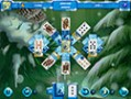 Besplatno download ekrana Solitaire Jack Frost: Winter Adventures 1